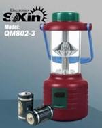 Đèn sạc Soxin QM-802
