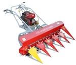 Máy gặt lúa xếp dãy GX150